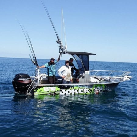 FC Boats are great for all types of fishing. Fly fishing, salt water fishing.