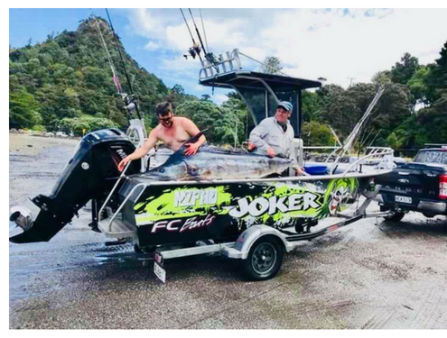 FC Boats will be hosting informative evenings and demo days on the water. Come along and learn more about FC Boats, and find out what makes them NZ's fastest growing aluminium boat brand.