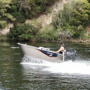 FC 430T (Tiller) is an extreme all rounder boat built for the ultimate maximum fishing room, for soft bait or jigging. FC aluminium boats are recognised as extremely safe and stable boats for family recreation, fishing and diving.